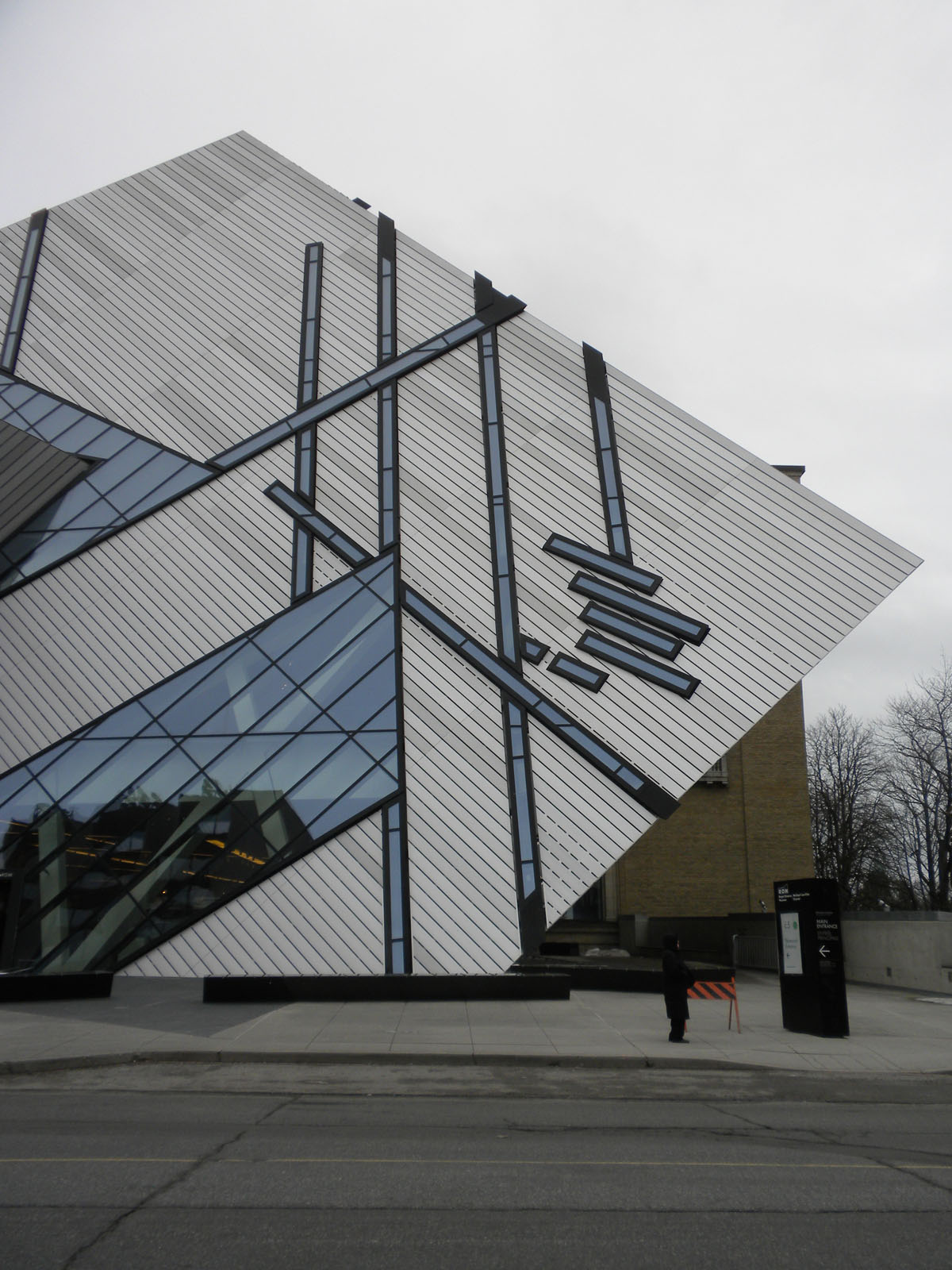 "I started my tour of cultural institutions with a visit to the <a href=""http://www.rom.on.ca/"">Royal Ontario Museum</a>, more commonly known in Toronto as the ROM. The new Michael Lee-Chin Crystal was designed by <a href=""http://www.daniel-libeskind.com/"""