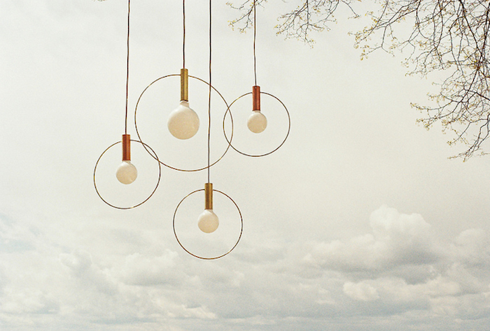 """The new Aura pendants from <a href=""""http://remodelista.com/posts/new-lighting-from-ladies-and-gentlemen"""">Ladies and Gentlemen</a>."""