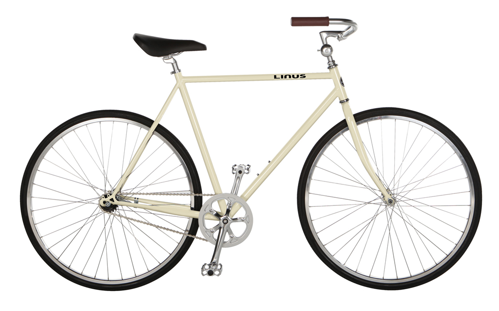 Linus Roadster White