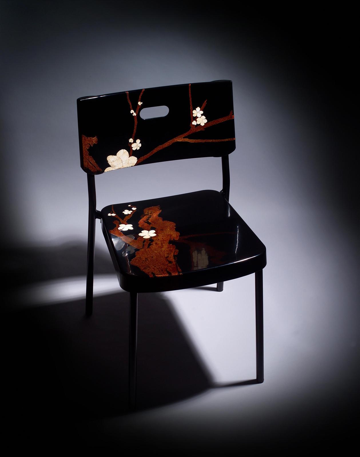 Ikea plus Herman. Plastic, metal, lacquerware. Designer: Pili Wu, Craft Maker: Li-shu Huang.