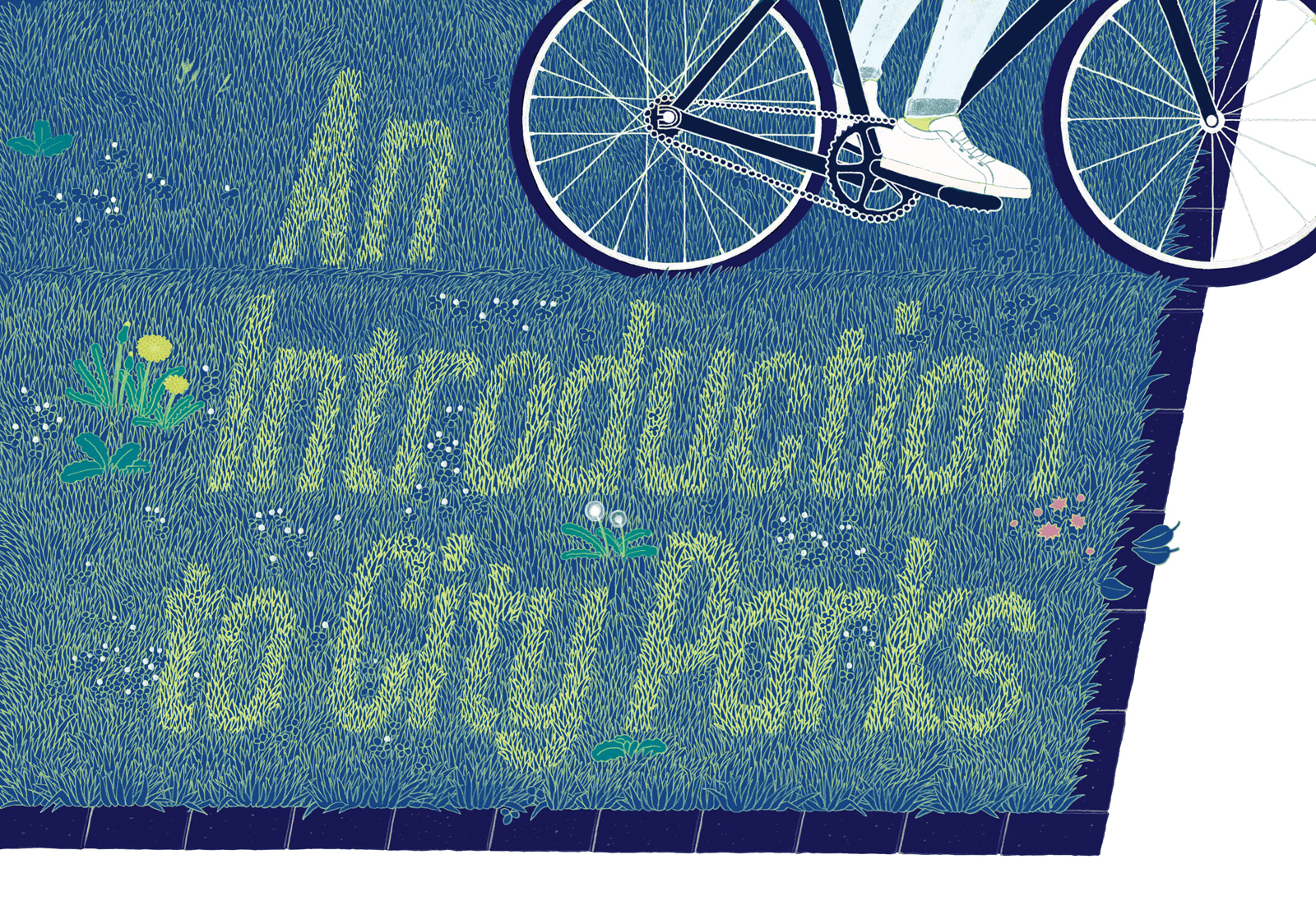 an inroduction to city parks illustration