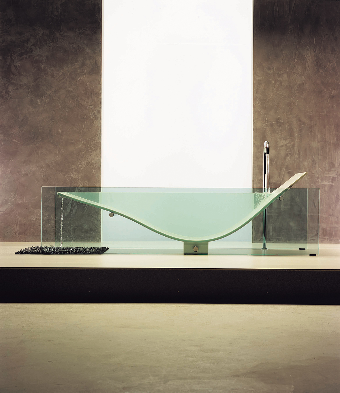 bathrooms le cob bath joseph licciardi omnivivo