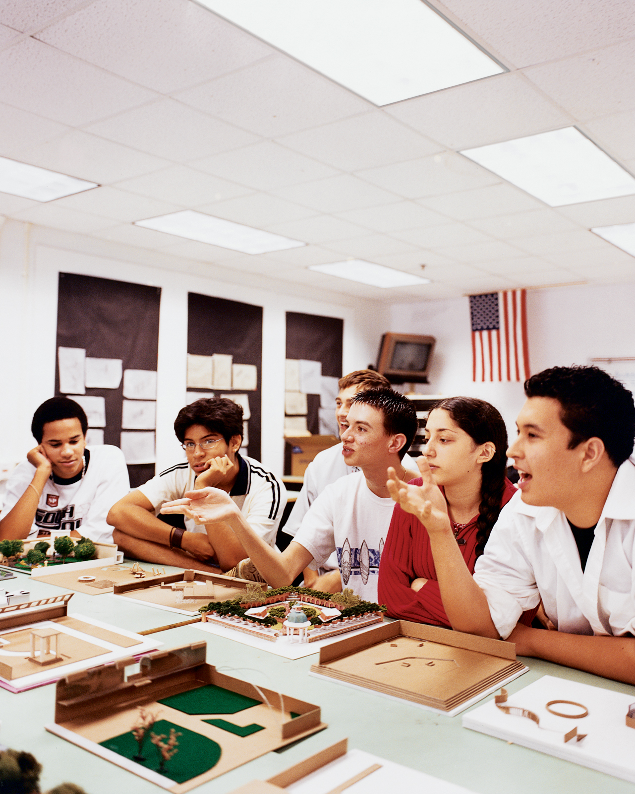 """Voted """"Cool School of the Month"""" by pop-culture barometer Teen People, DASH opens up the world of design to students who """"are not the type to fit in a typical high school."""""""