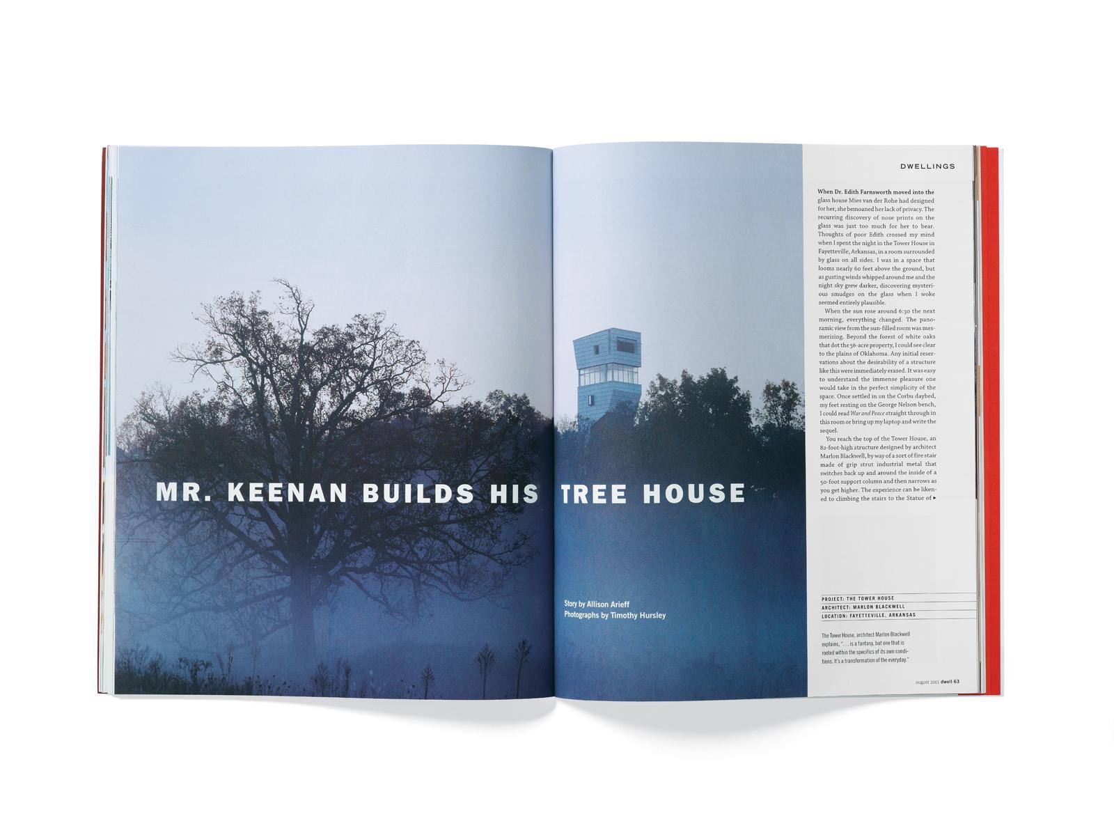 dwellings redux keenan