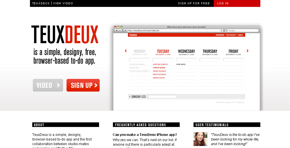 friday find teuxdeux screengrab