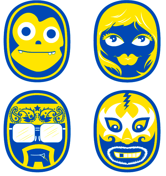 friday finds chiquita stickers