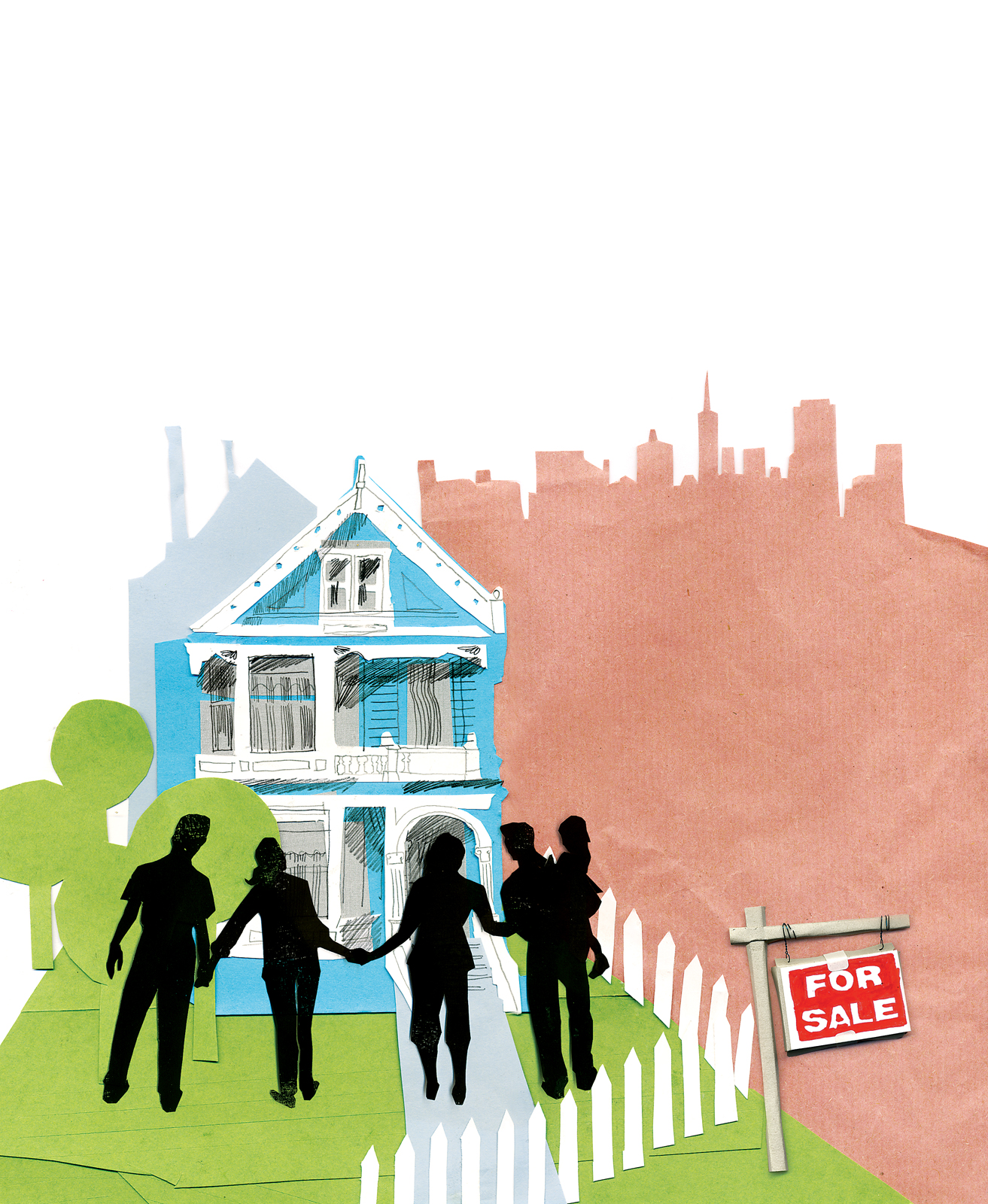 Tenancy-in-common (TIC)—when two or more people work together to own a percentage of the same property—is becoming increasingly popular among first-time buyers.