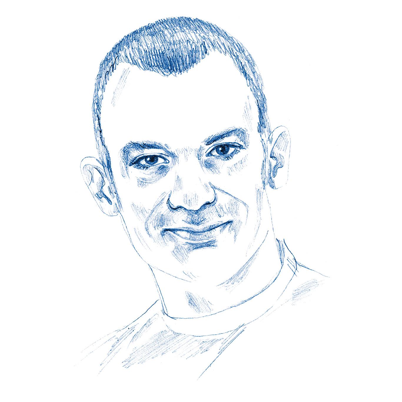 levy arik portrait