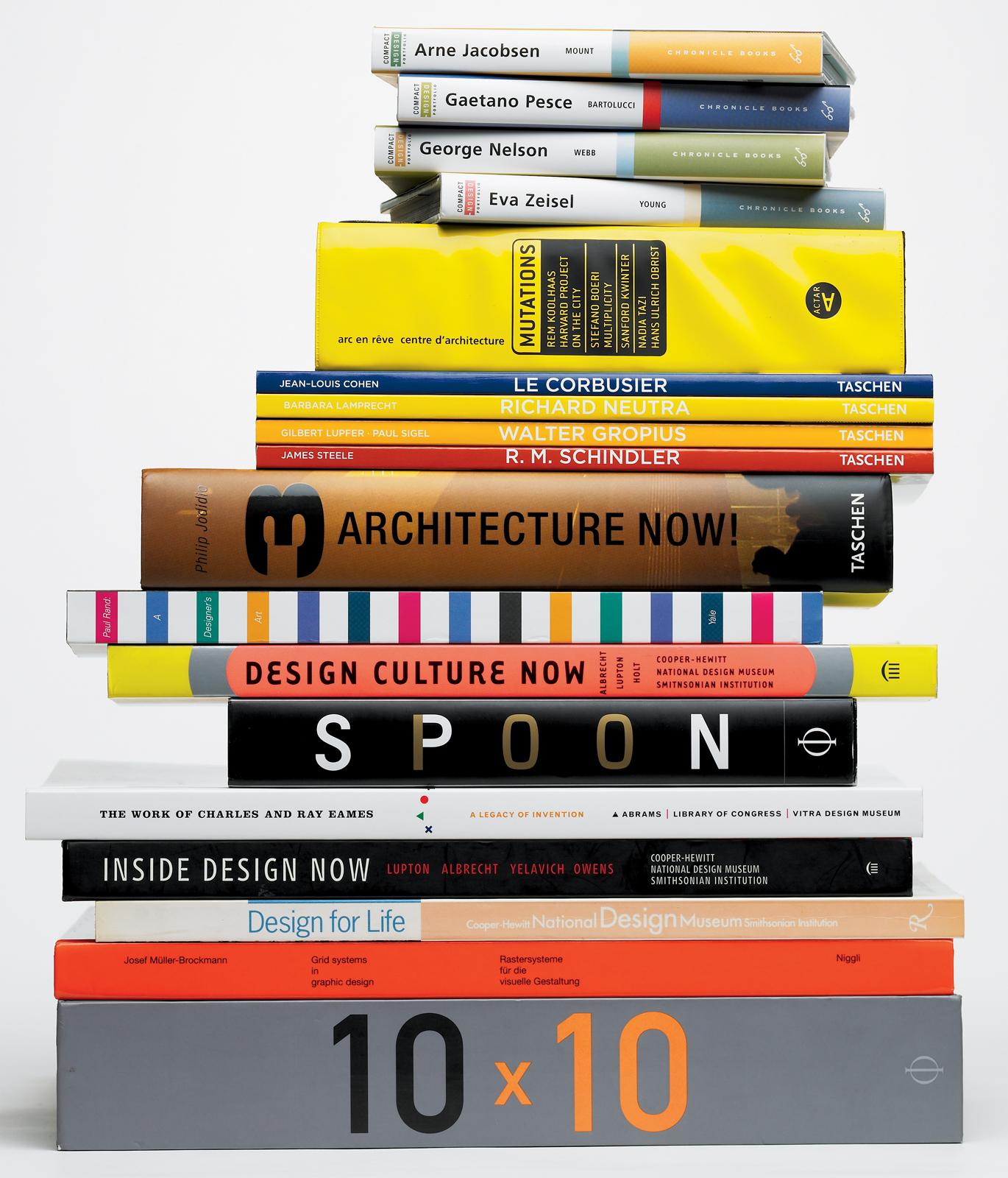 books architecture and design