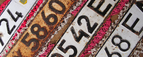 monika jarg license plates