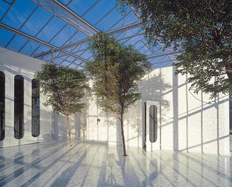 mvrdv maxima medical center interior