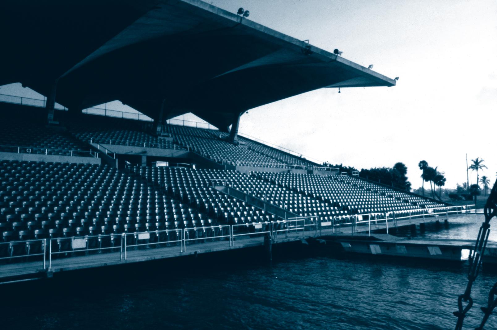 stadium game interior