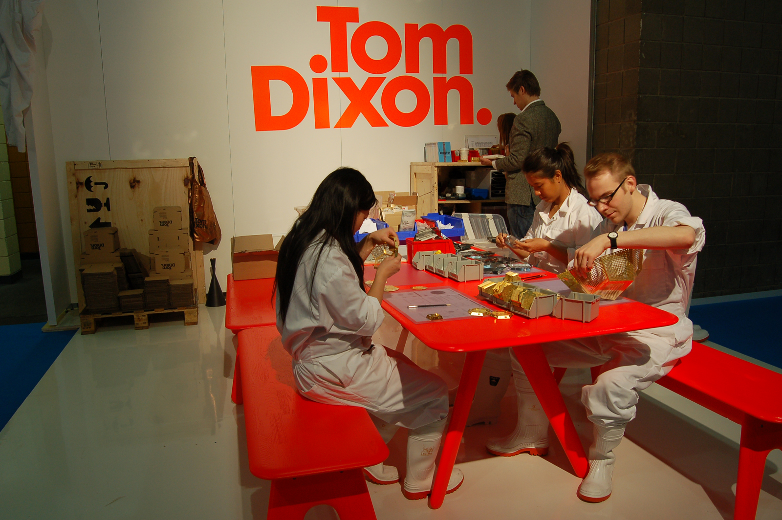 tom dixon flash workers icff