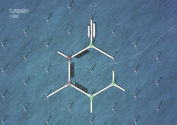 turbinecity aerial