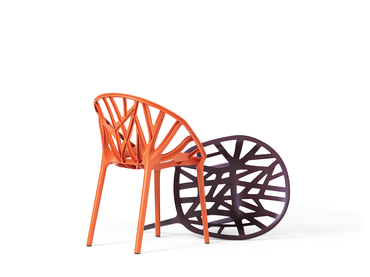 vegetal chair ronan bouroullec