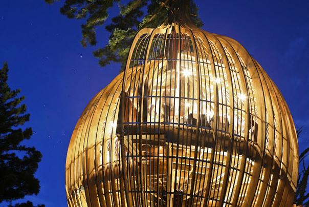 yellow treehouse nite