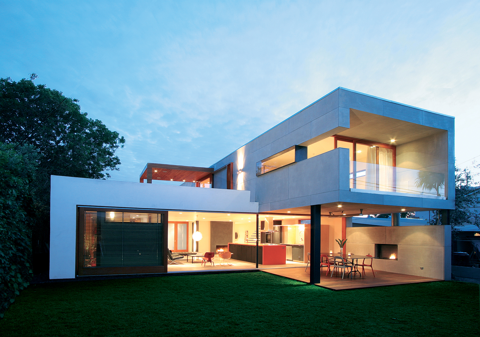 minarc house exterior
