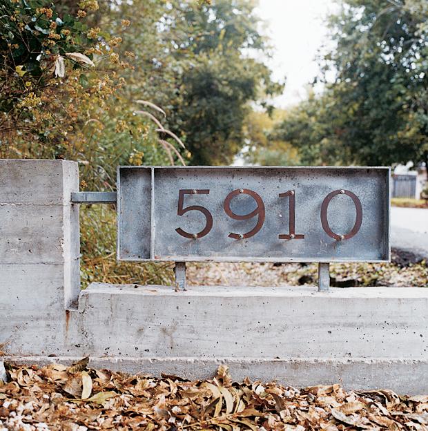 schatz eamon house exterior house number