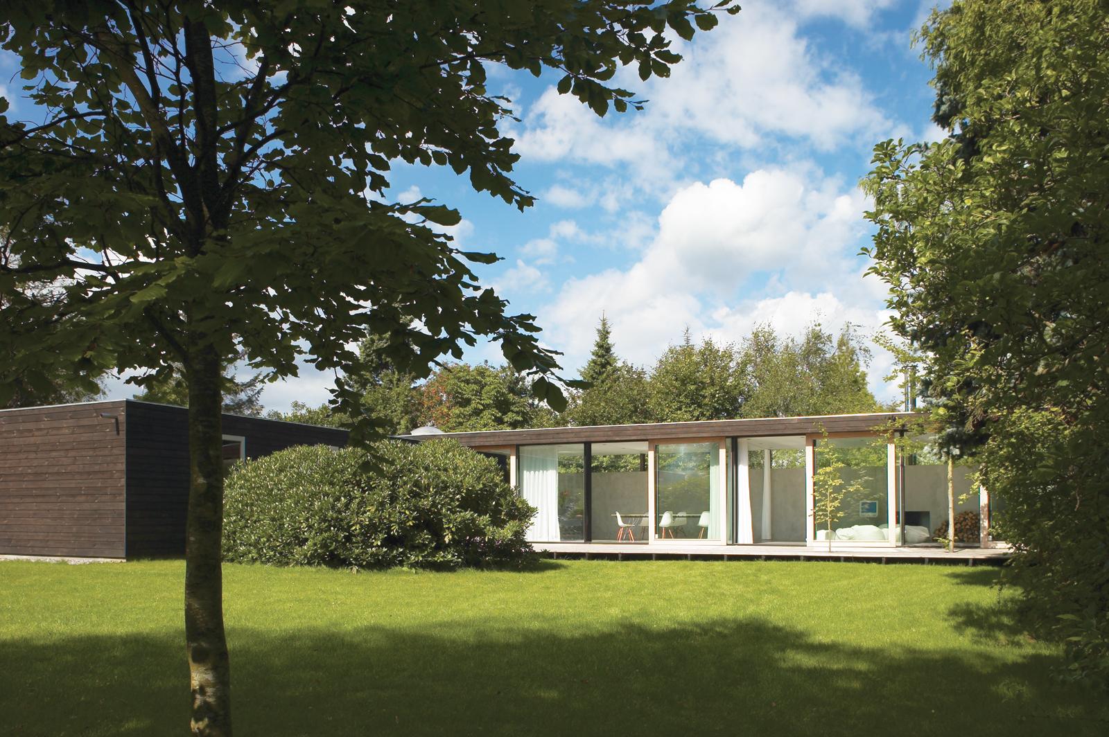zappon house exterior