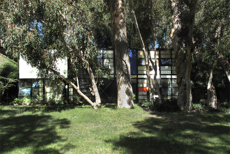 Charles and Ray Eames House Case Study Restoration