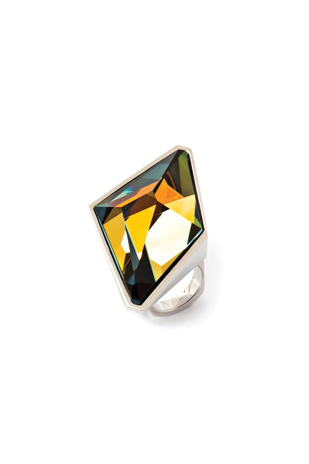 Kryptonite jewelry collection by Mojgan and Gisue Hariri
