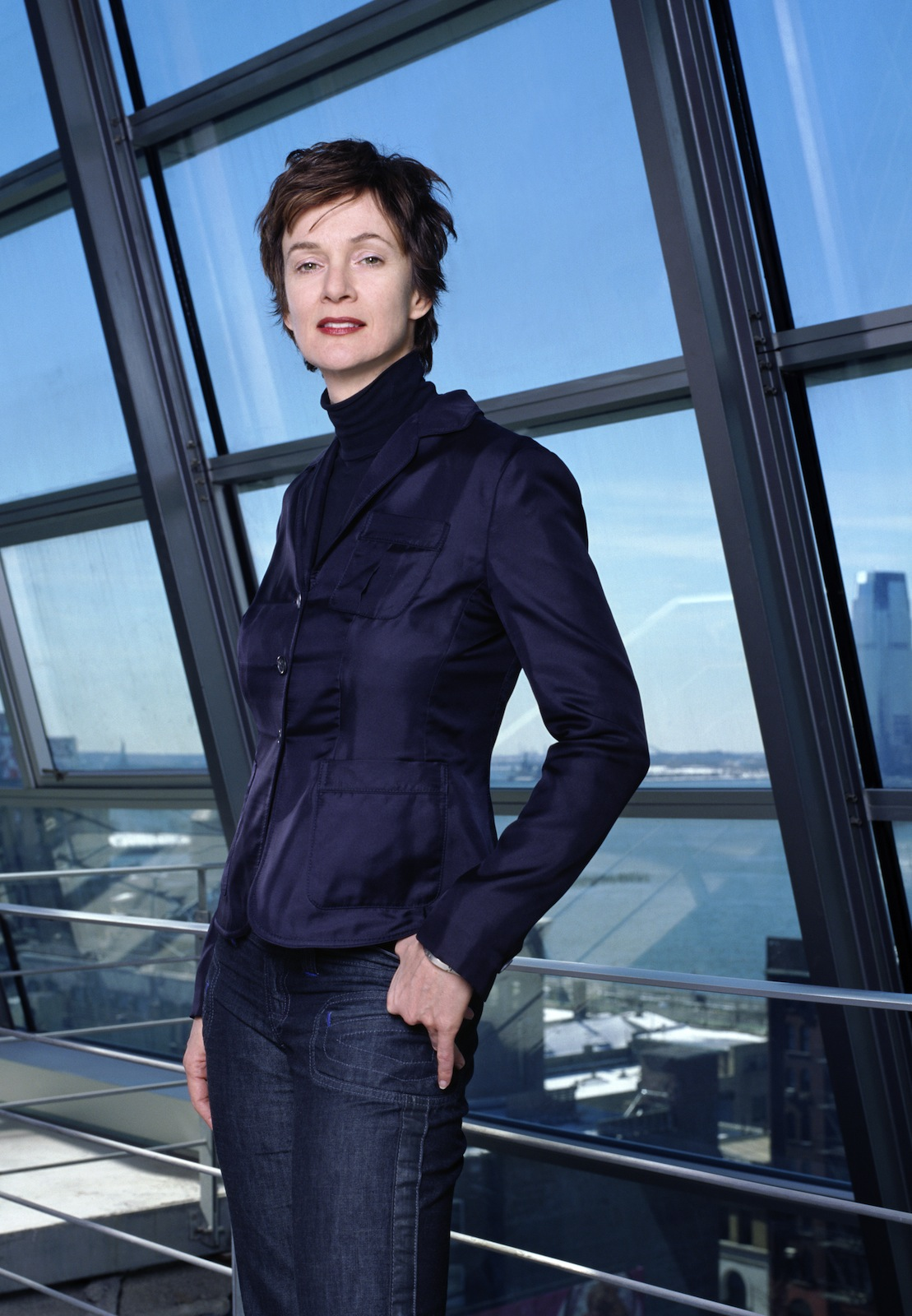 Winka Dubbeldam architect headshot