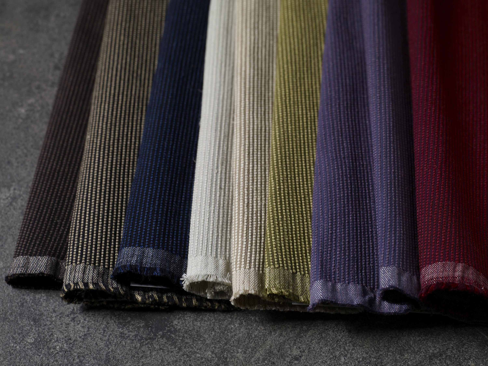 modern textiles by Knoll