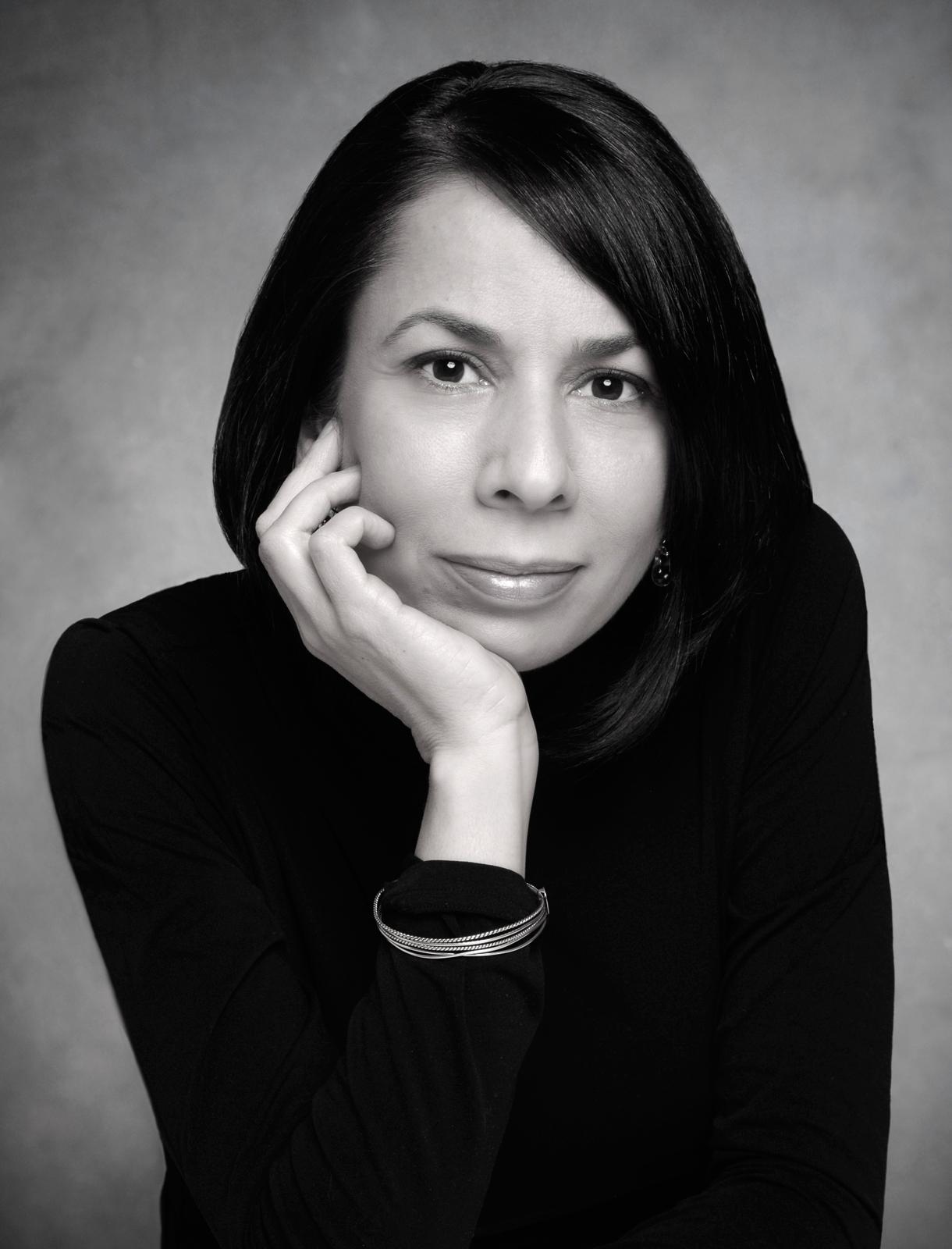 Modern textile designer Dorothy Cosonas, creative director of Knoll