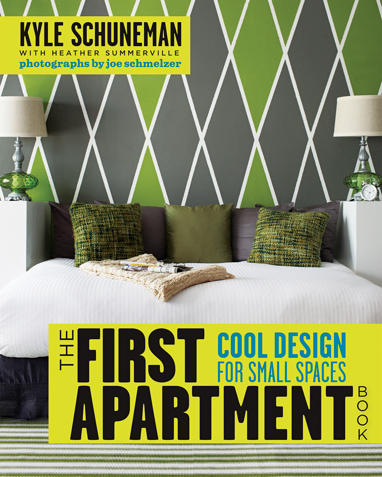 The First Apartment Book by designer Kyle Schuneman