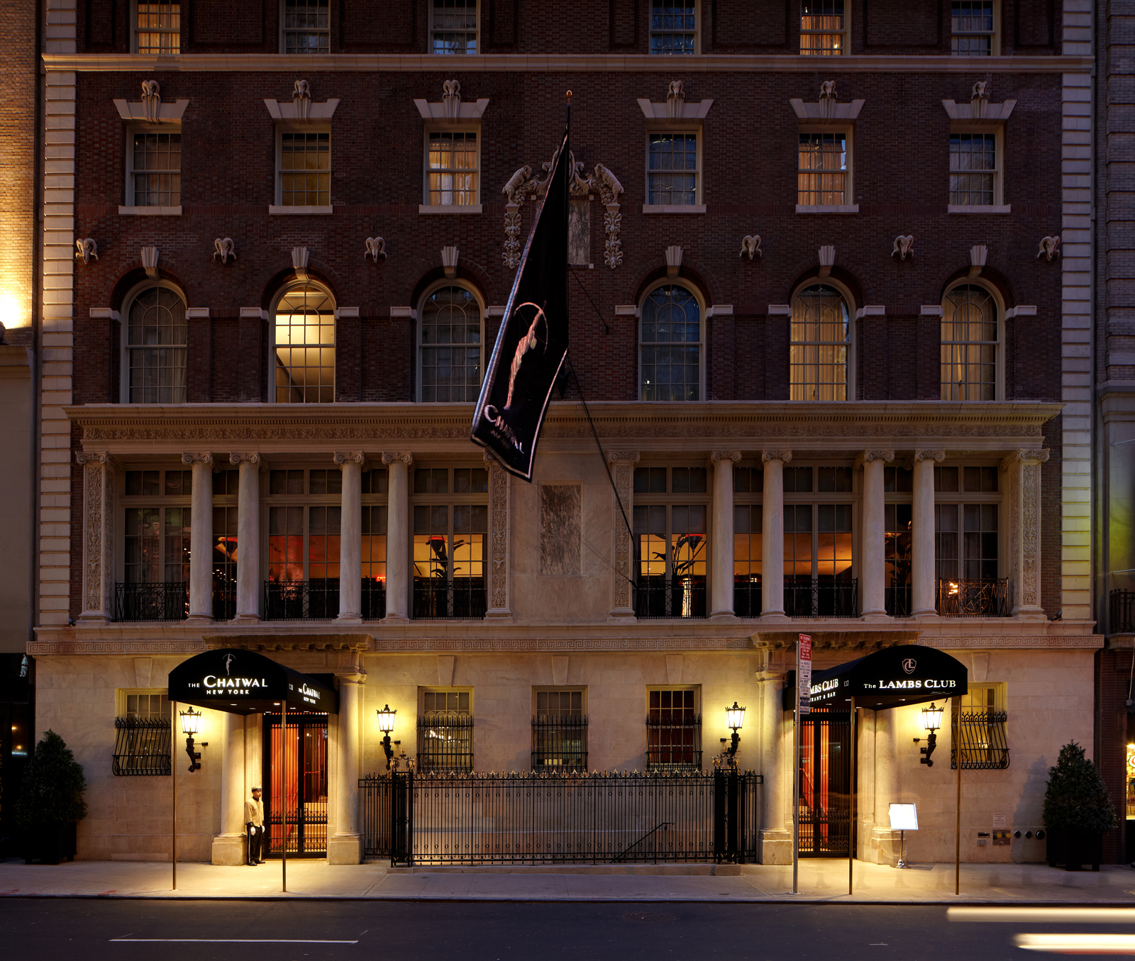 Chatwal Hotel in New York