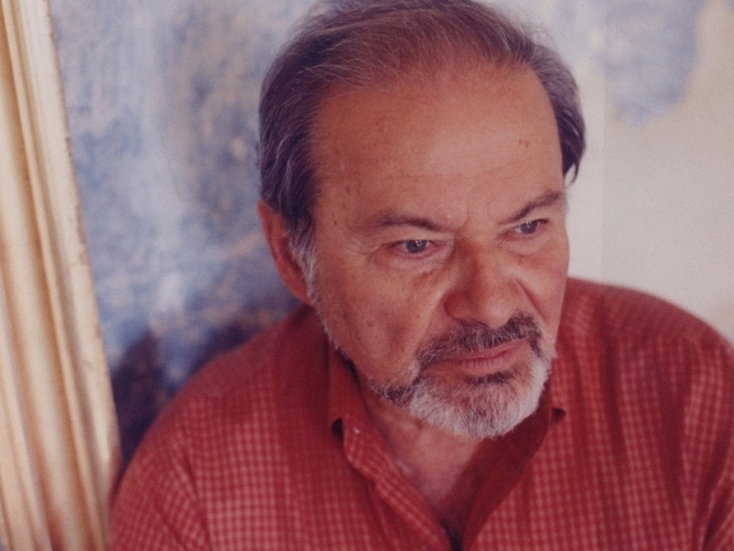 Author Maurice Sendak portrait