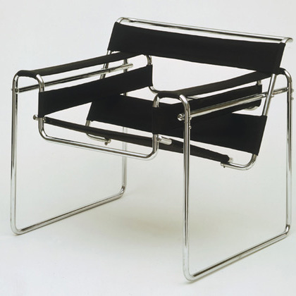 Wasilly chair by Marcel Breuer
