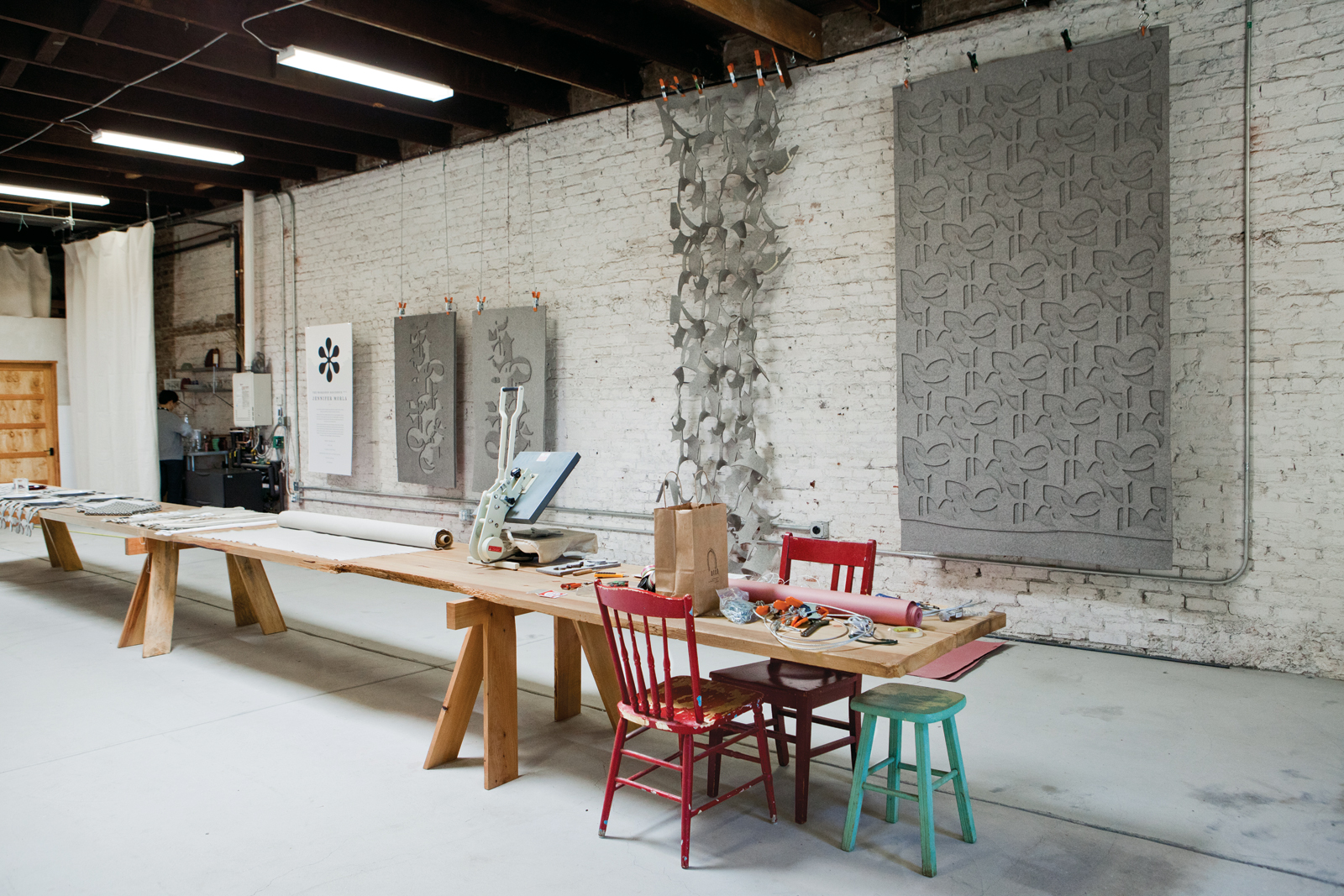 Interior of Workshop Residence in San Francisco