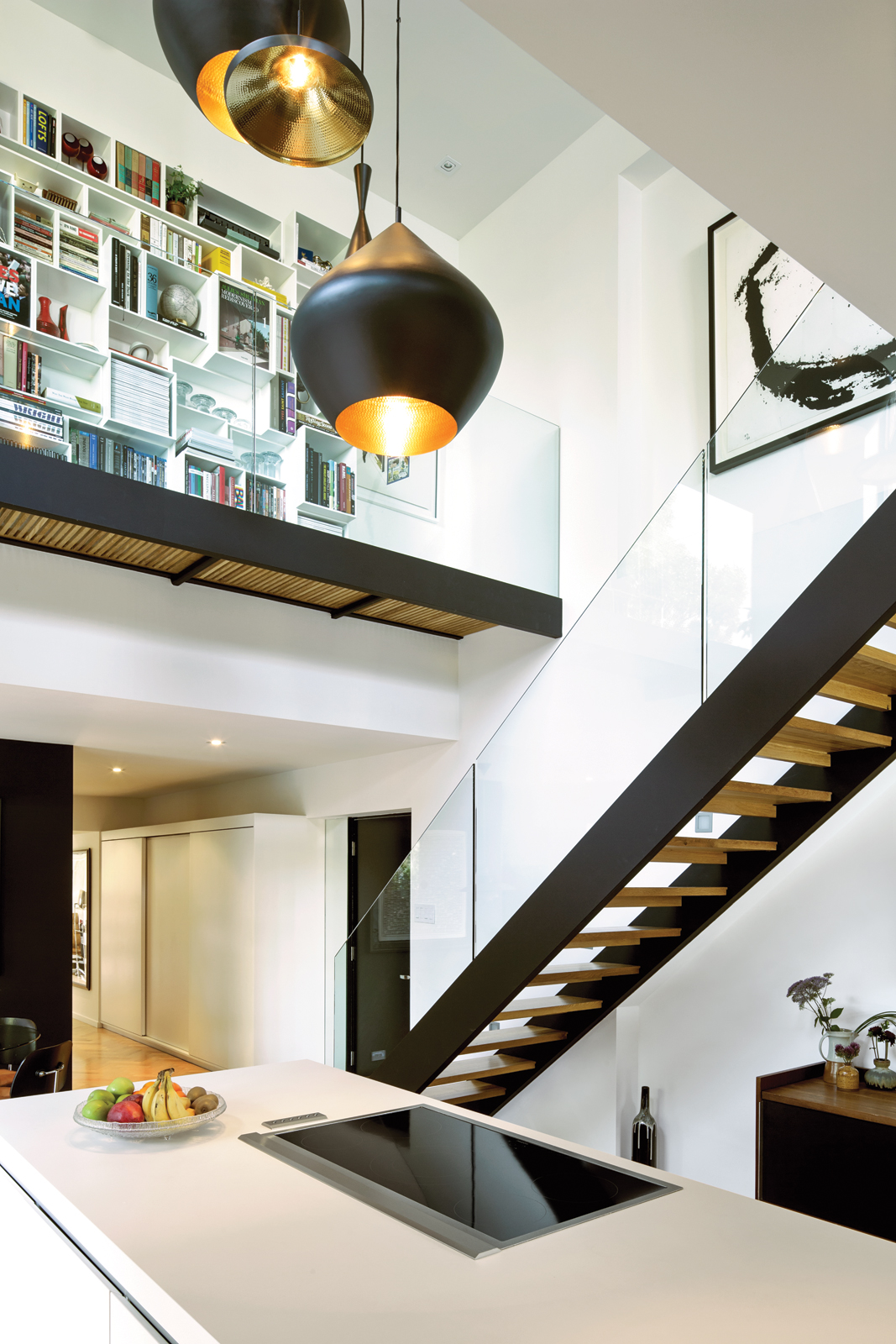 A renovated apartment in Habitat '67