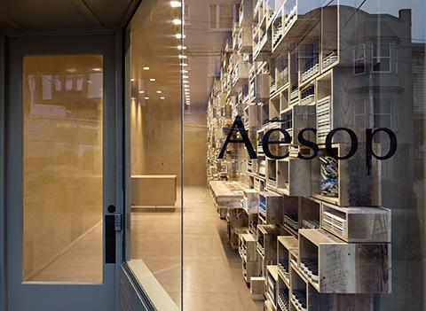 aesop sf window 0