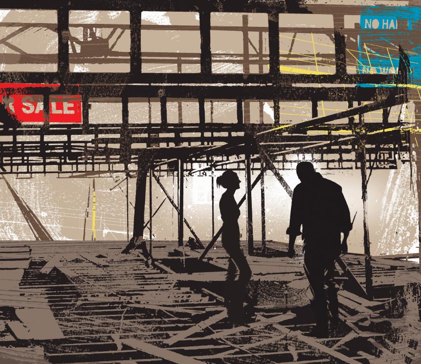 Renovation illustration