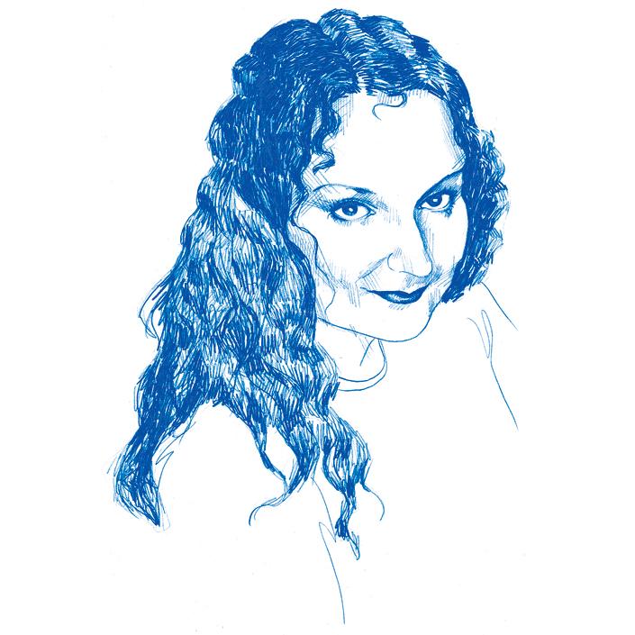 Visual artist Michelle Lord