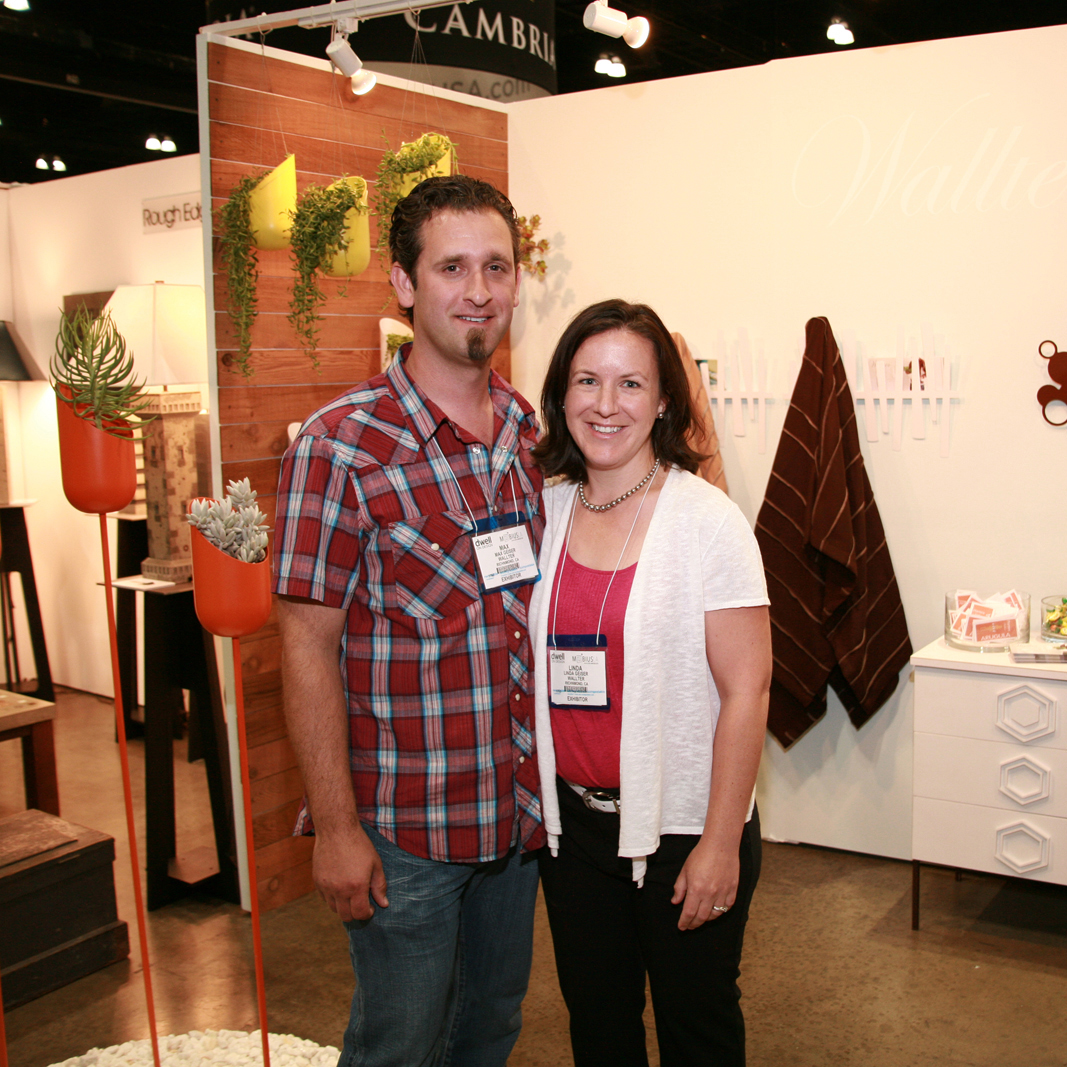 Dwell on Design 2012 Wallter Showroom