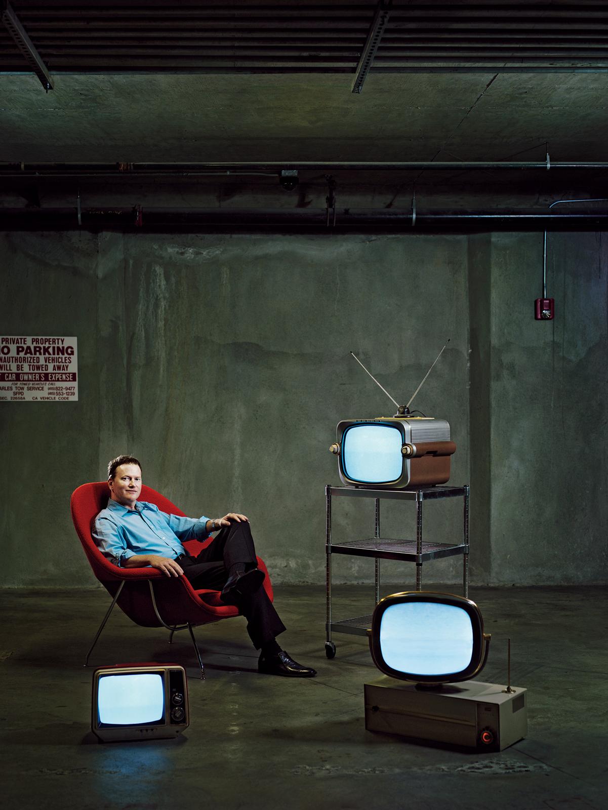 Tim Goodman portrait