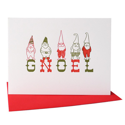 gnoel holiday card regular