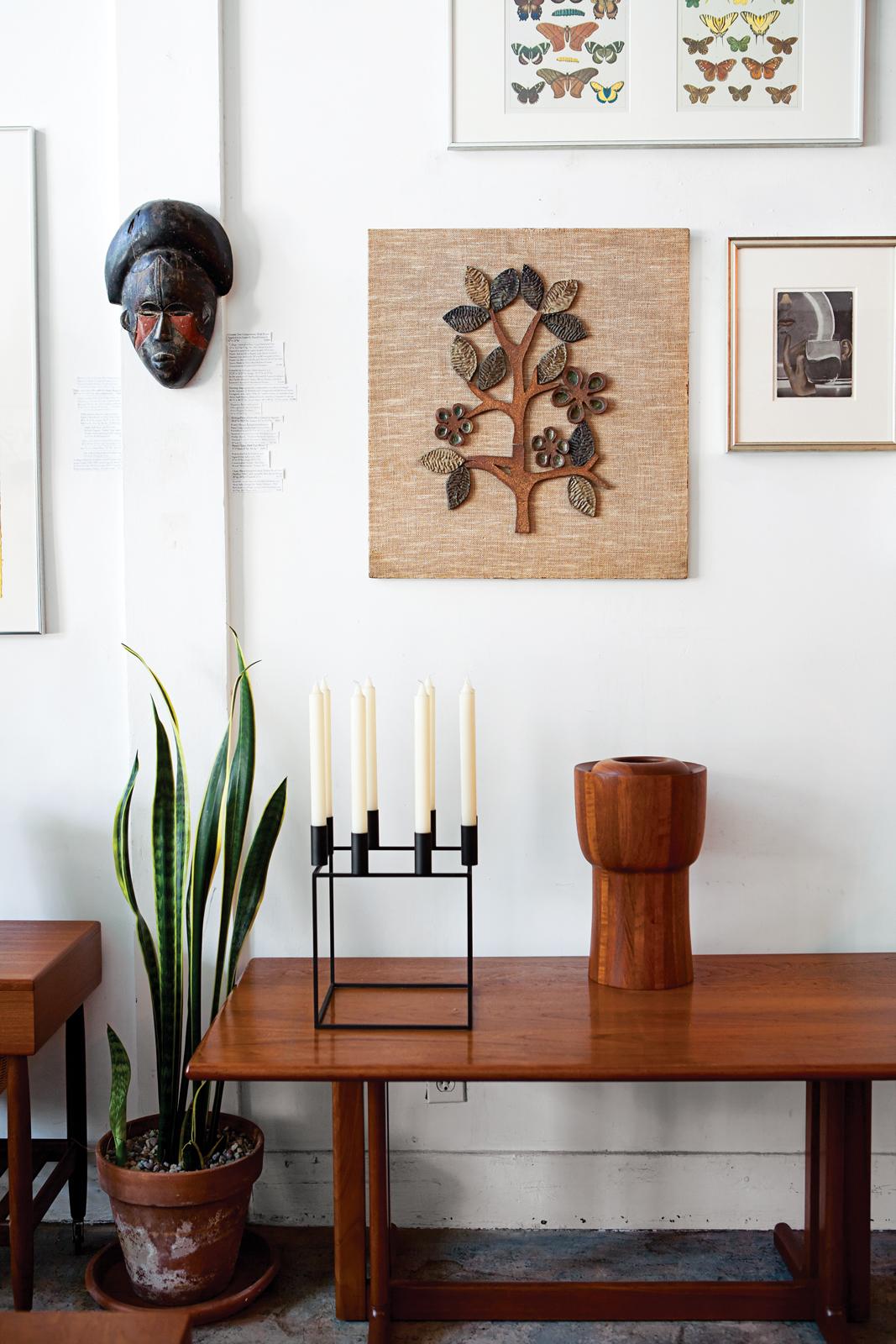 Modern Artifacts in San Francisco