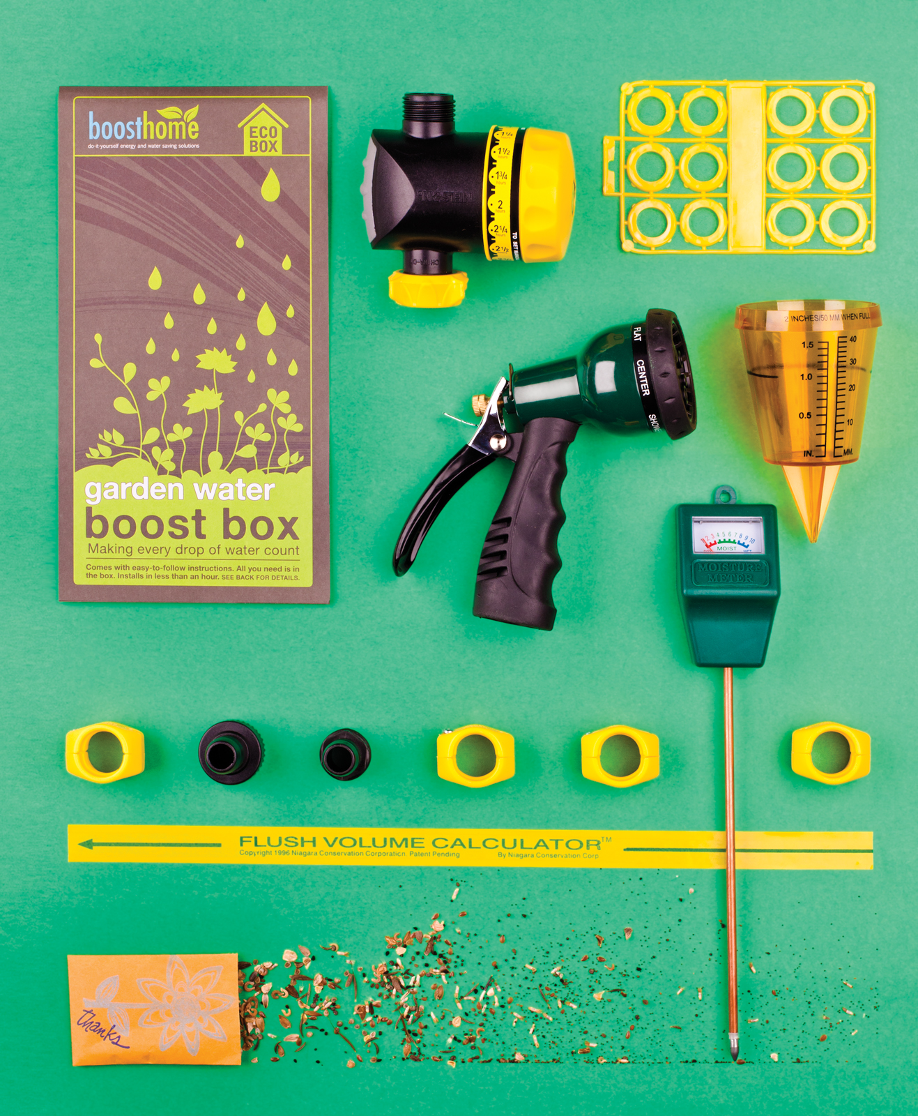 Boost Home Garden Boost Box