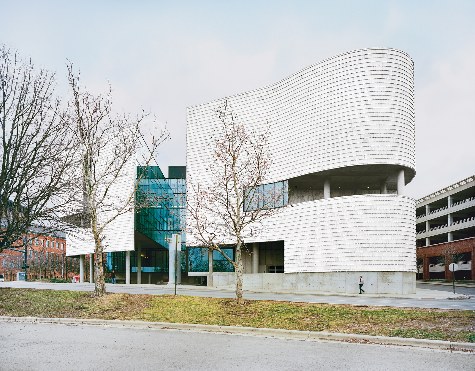 Austin E. Knowlton School of Architecture 's Knowlton Hall at The Ohio State University