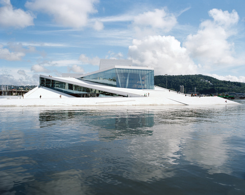euro vacation oslo norway national opera and ballet