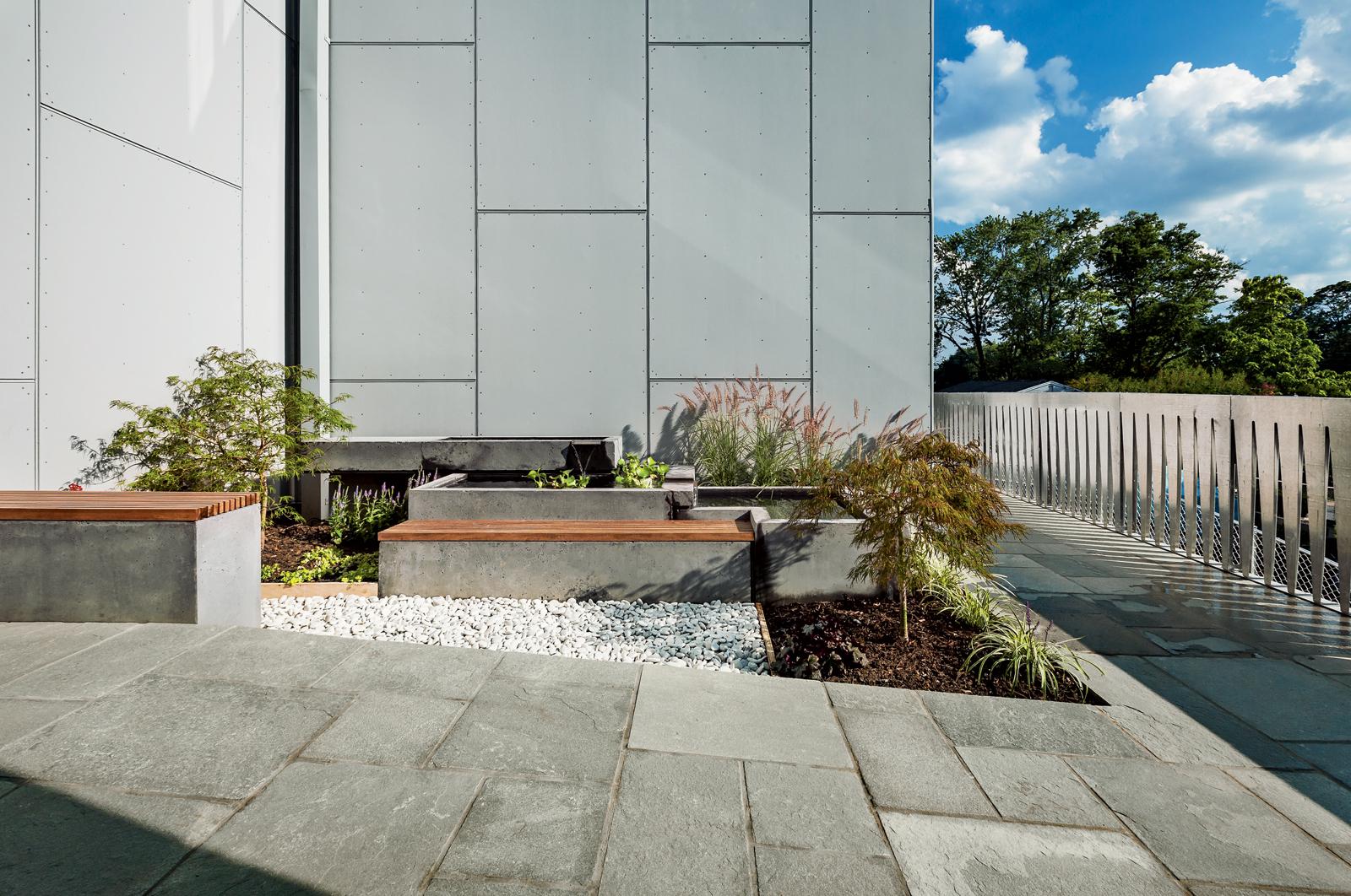 howeler yoon garden courtyard