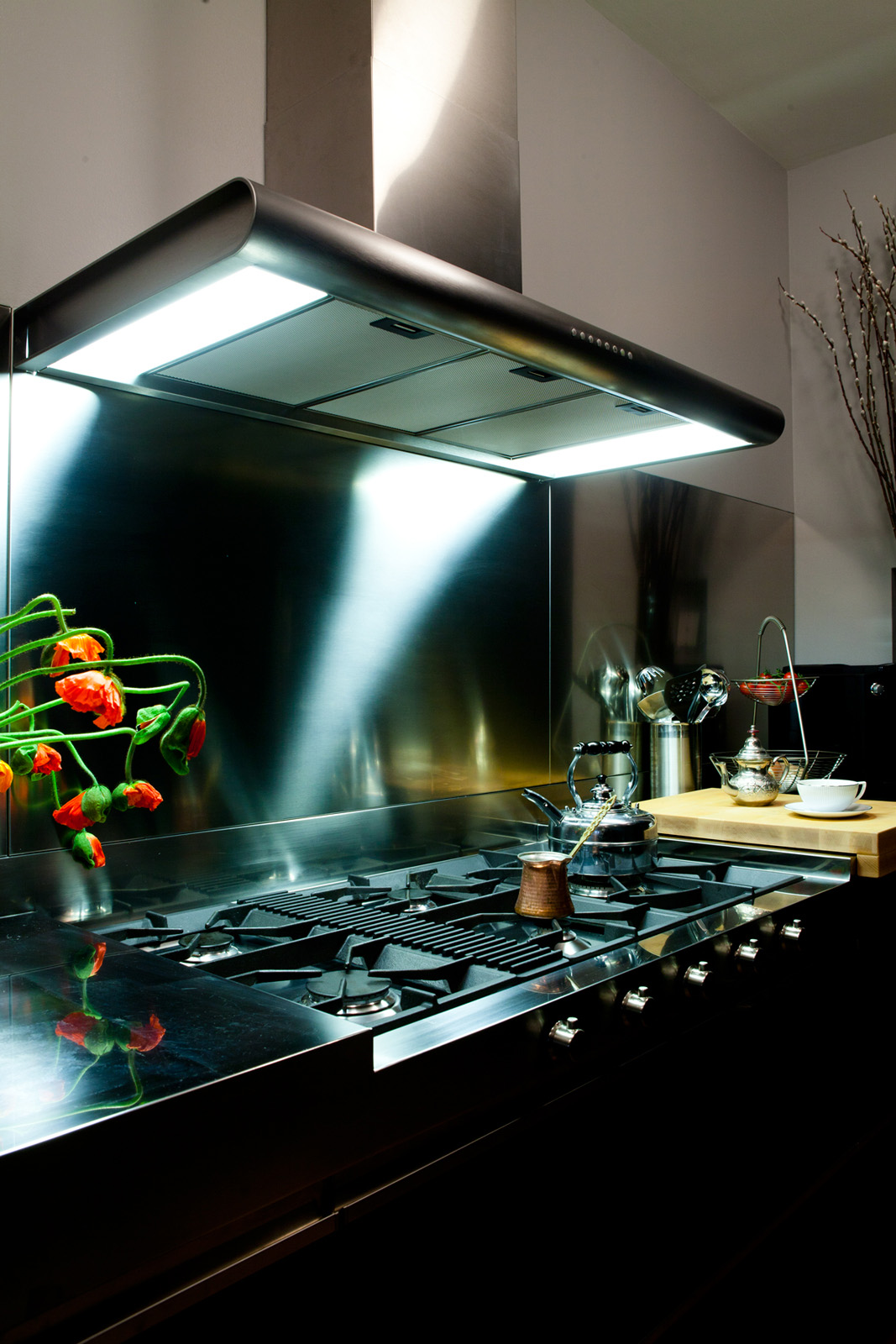 dramov kitchen range