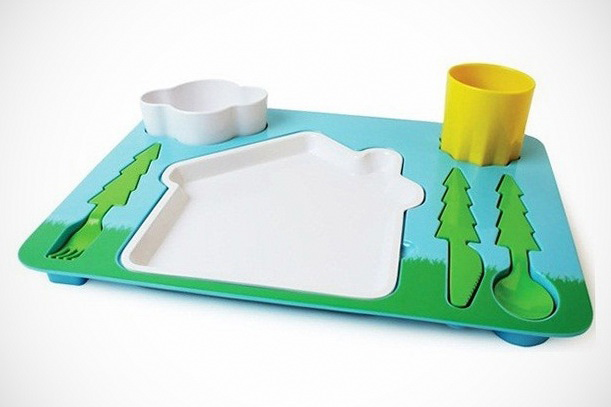 Landscape Dinner Set designed by Doiy Design