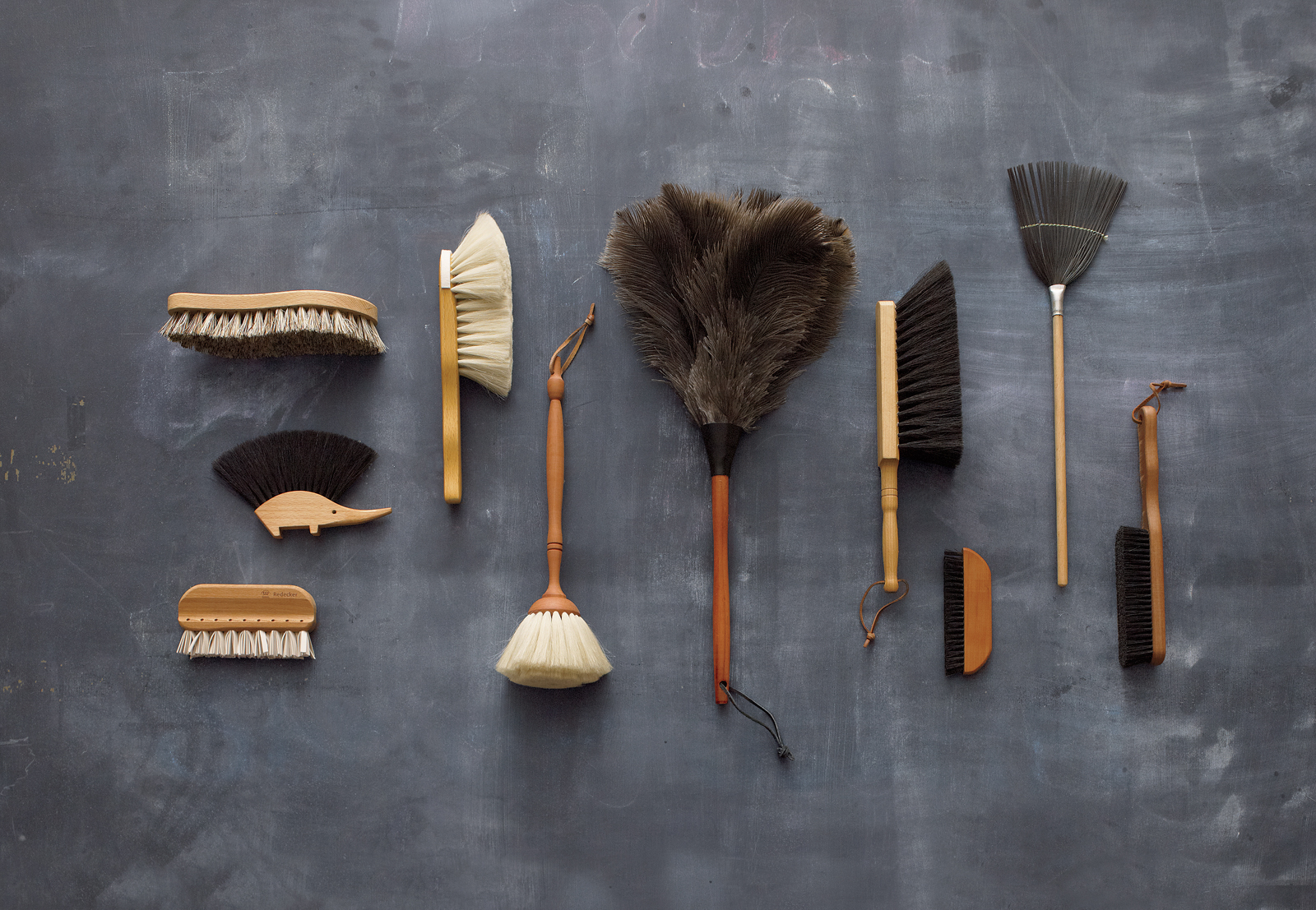 crate barrel clean slate brushes