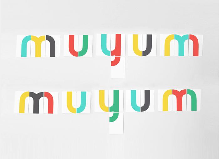 Branding identity for Muyum by TATABI Studio