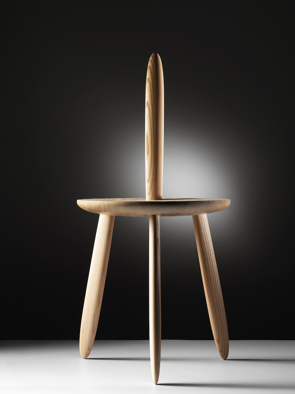 3dwn1up chair wood aldo bakker
